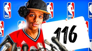 SCORING 116 POINTS IN NBA 2K