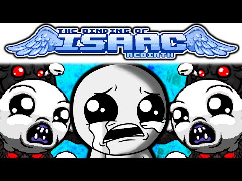 The Binding of Isaac REBIRTH: LAZARUS IS DRAGGED TO HELL