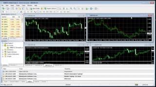 Tutorial de Metatrader 4 en Español - Parte 1 - FOREX (Plataforma)