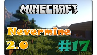 Lets Play Minecraft Nevermine 2 Mod #17 Inkompetenz Pur [German] [FullHD] [60FPS]