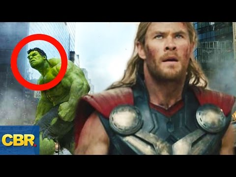Thumbnail: 10 Superheroes Who Are Actually STRONGER Than Thor