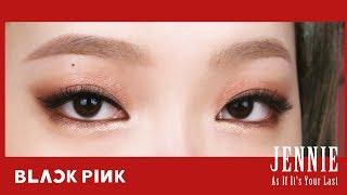 Download Lagu (ENG)블랙핑크 제니 메이크업 BLACKPINK Jennie ✧ Half Makeup | 코코초