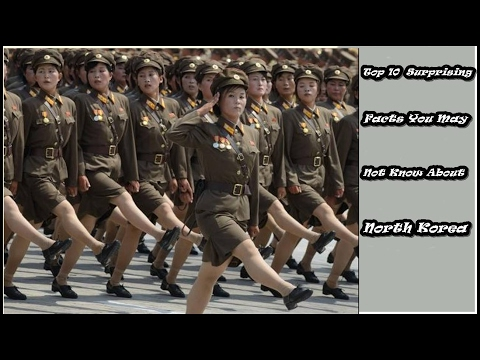 Top 10  Surprising Facts You May Not Know About North Korea