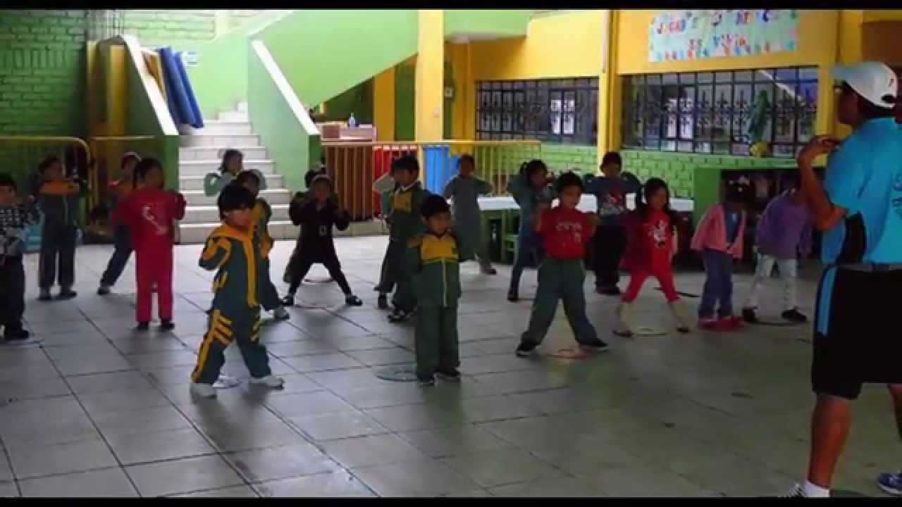 propuesta de sesion de educaci n fisica nivel inicial con