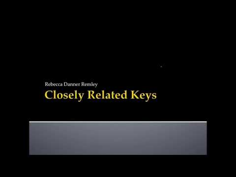 Closely Related Keys