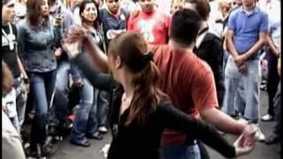 Baila como quieras Sonido La Clave en el 51 Aniv de los Mercados de la Merced
