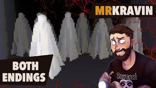 FIRST WINTER - Fantastic Pixelated Horror Game + Secret Ending