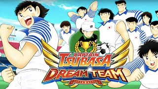 OLIVER y BENJI NUEVO JUEGO | Captain Tsubasa Dream Team en Español! ESPECTACULAR