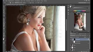 Видео уроки Photoshop – Быстрая ретушь и тонирование фотографии в фотошоп
