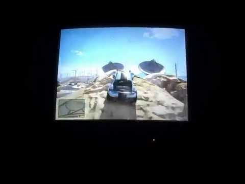 GTA V Satellite Jump FAIL