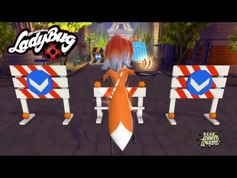 Miraculous Ladybug & Cat Noir #32 | Unlock ALYA + RENA ROUGE!