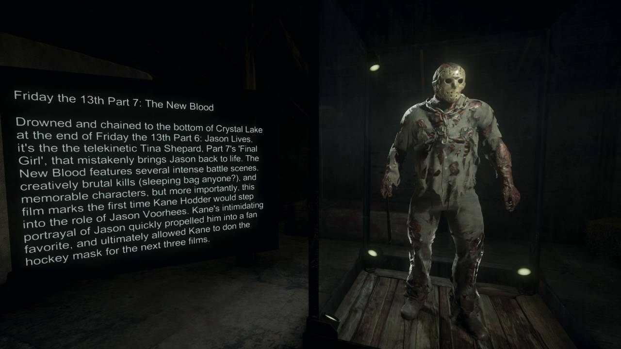 Friday The 13th The Game Virtual Cabin Jason S Room