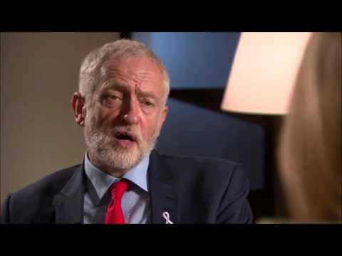 Jeremy Corbyn's interview with Laura Kuenssberg