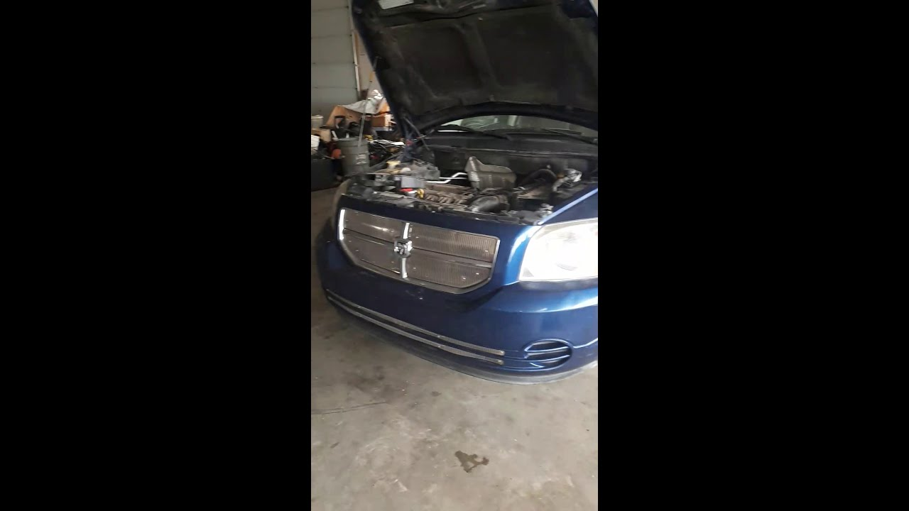 Dodge Caliber Tcm Location And Removal