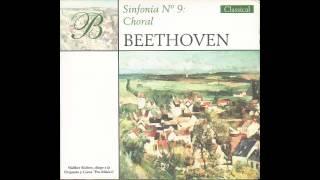 Sinfonía no 9 en re menor, op. 125 Choral - Molto Vivace -- Presto