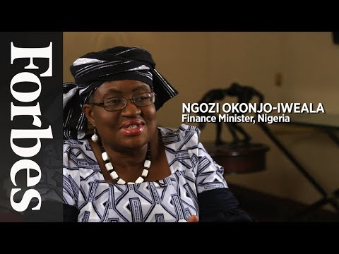 Nigeria Rising: The Woman Behind The Nation's Economic Turnaround | Forbes