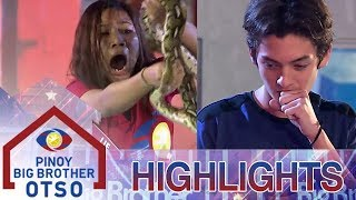PBB OTSO Day 29: Lie at Seth, sumabak sa 3rd Big Celebrity Challenge ni Kuya