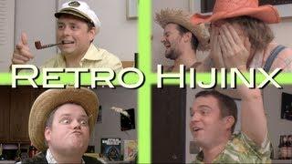 Retro Hijinx 2011 (Beer and Board Games)