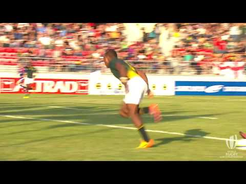 South Africa score sublime try at the World Rugby U20 Championship