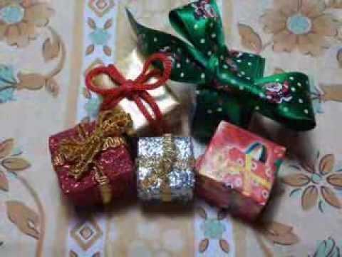 Como hacer un adorno rapido y facil para tu arbol de - Como hacer adornos navidenos ...