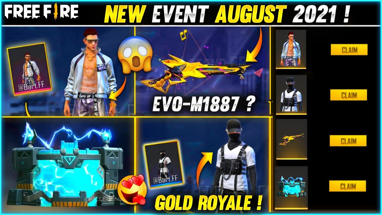 Free Fire New Event | 30 July New Event Free Fire | FF New Event Today | Free Fire New Update 2021