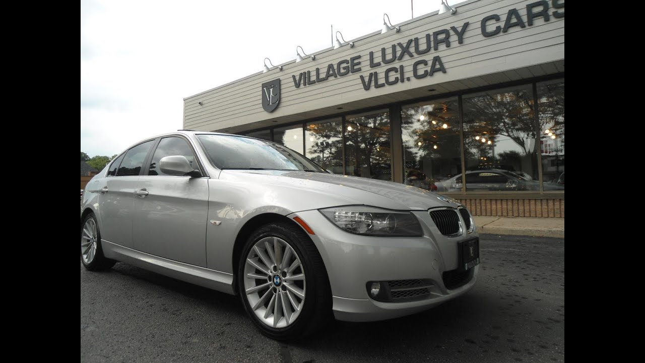 2011 BMW 335d in review Village Luxury Cars Toronto