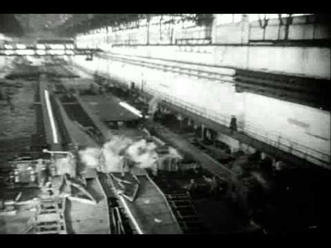 3х минутный отрывок из фильм Миссия в Москву