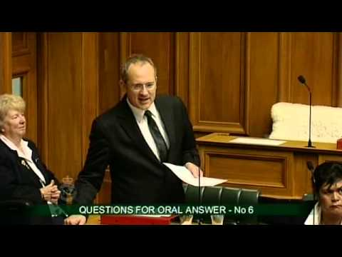 15.10.13 - Question 6: Phil Twyford to the Minister of Housing