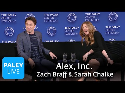 Alex, Inc.  Zach Braff on Creating and Casting the Series