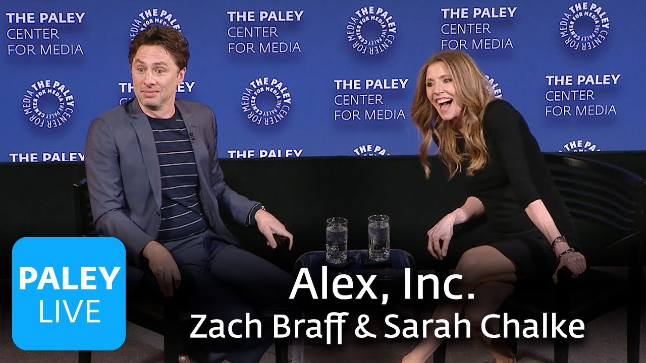 Download Alex, Inc. - Zach Braff on Creating and Casting the Series