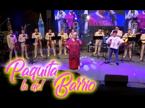 Paquita la del Barrio en vivo Televiva