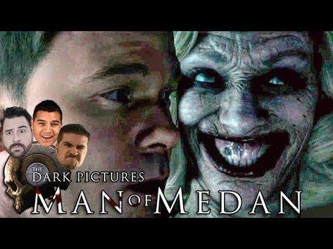 AJ Plays Man of Medan [Horror Game] - Part 1!