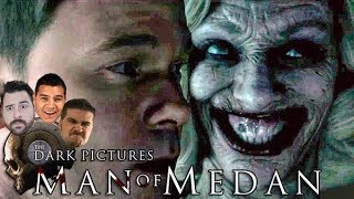 AJ Plays Man of Medan [Horror Game] - Part 1!
