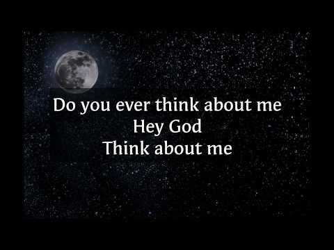 Bon Jovi - Hey God (Lyrics) Video..