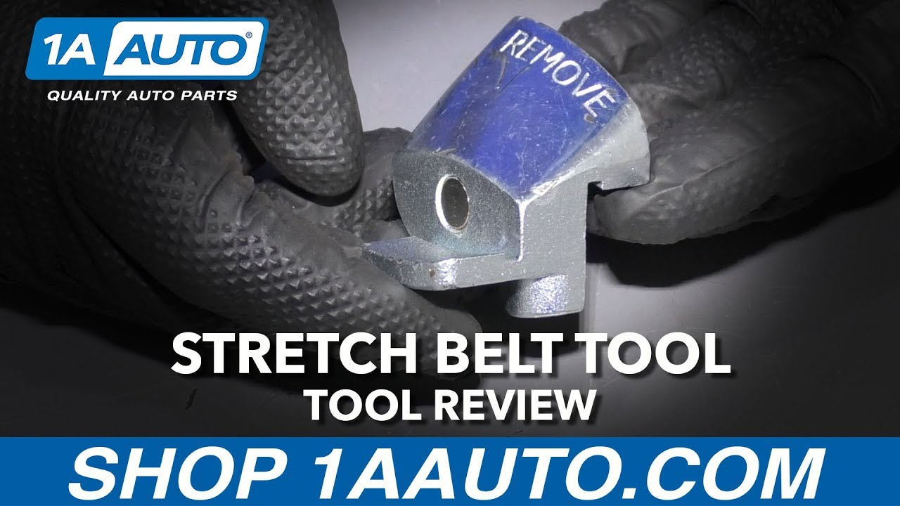 Stretch Belt Remover//Installer LIS59370 Brand New!