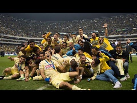 Club América Campeón Futbol Mexicano Torneo Apertura 2014