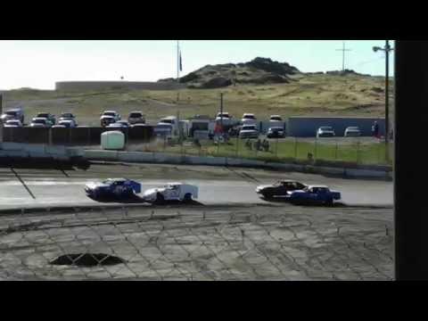 Rattlesnake Raceway 10/6/16 Super Stock 4's Day 2 Main