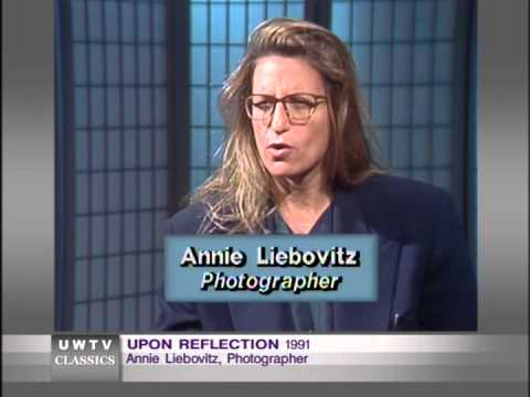 The Seduction of the Dark Room (Annie Liebovitz)