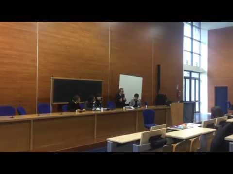 Gregorio Fracchia Excerpt from Seminar at Lecce University - Smart-phoné , March, 25th 2015