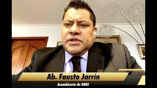 Fausto Jarrín: La administración de Moreno participó en un golpe de Estado