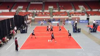 Jack Cole USA Volleyball High Performance Championships International Division