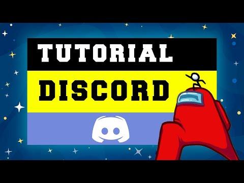 🎧 Tutorial de Discord para jugar Among Us o CUALQUIER JUEGO [ + Descargar ]