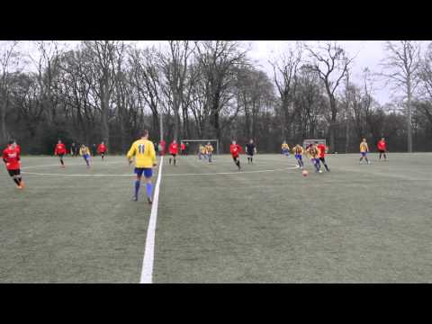 ProSoc College SHOWCASE 2016 / Game vs. Köln West U19 - Part 9- Third half