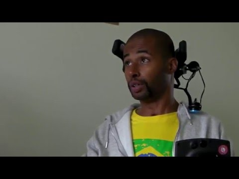 Roberto discusses his experience with the Passy Muir Valve while on the ventilator at Swiss Paraplegic Centre