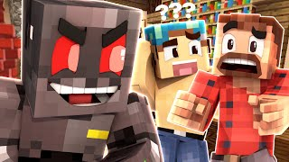 Minecraft Murder Trolling: Chasing Joey! (Funny Moments)