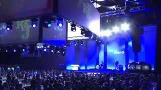 Kaiser Franz Josef @ IAB Austria webAD 2014 Gala