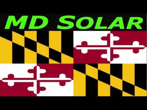 Maryland Solar Panels in Maryland Solar