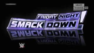@WWE #Smackdown 2007 opening in 2014 version