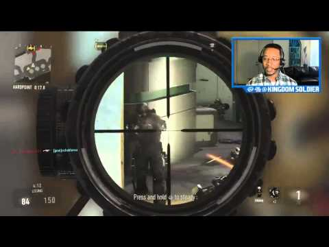 The Return of Kingdom Sniper? | Advanced Warfare
