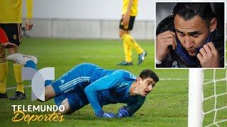 Courtois se vuelve a comer cinco goles ¿y Keylor le quita el puesto? | La Liga | Telemundo Deportes